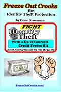 Credit Freeze Out Crooks
